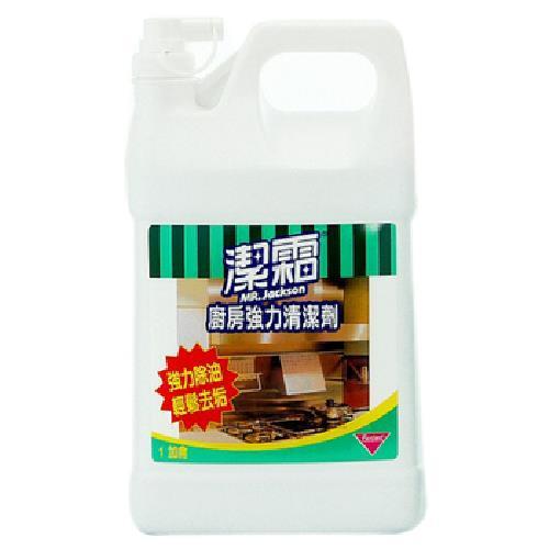 潔霜 廚房強力清潔劑(3860cc/1加侖/瓶)