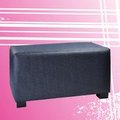 《BuyJM》和風長沙發椅凳(稻穗藍)