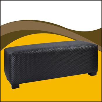 《BuyJM》精緻編織床尾椅(黑編織)