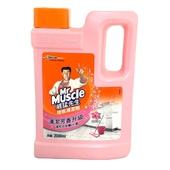 《威猛先生》地板清潔劑-完美花香(2000ml/瓶)