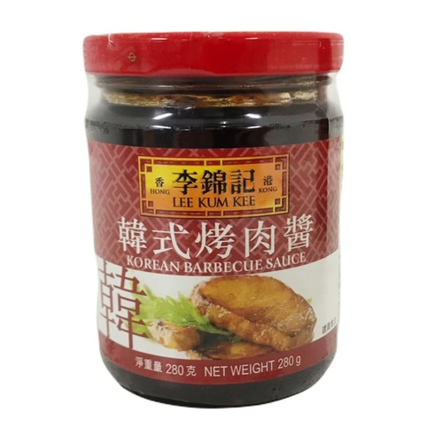 李錦記 韓式烤肉醬(280g/瓶)