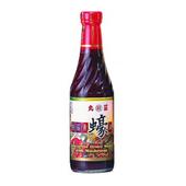 《丸莊》素蠔油(430ml/瓶)