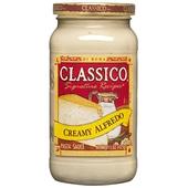 《CLASSICO》義大利麵醬-白醬原味(425g/瓶)