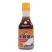 《味全》水餃醬汁-香辣(230ml/瓶)