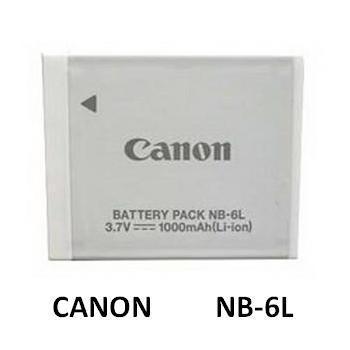 CANON 原廠 NB-6L 專用鋰電池(裸裝)