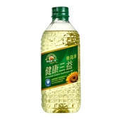 《得意的一天》健康的三益葵花油(1.68L/瓶)