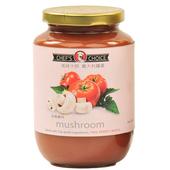 《美味大師》義大利麵醬-田園蘑菇(470g/罐)