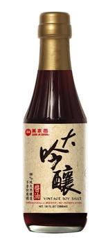 萬家香 大吟釀醬油(300ml/瓶)