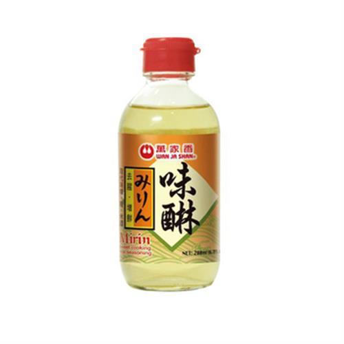 萬家香 味醂(200ml/瓶)