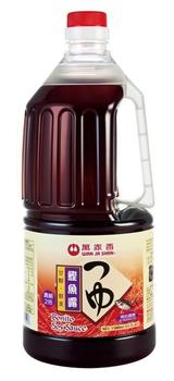 萬家香 鰹魚露(1500ml/瓶)
