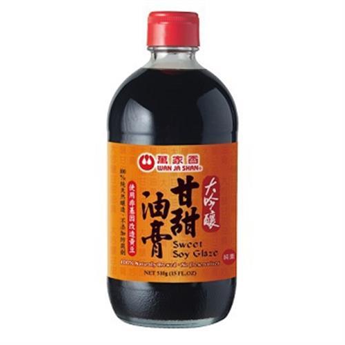 萬家香 大吟釀甘甜油膏(510g/瓶)