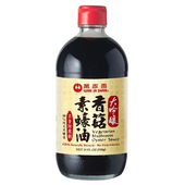 《萬家香》大吟釀香菇素蠔油(510g/瓶)