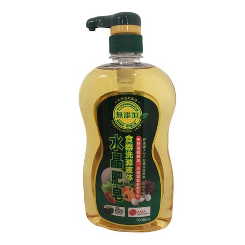 南僑 水晶肥皂食器洗滌液體(1000ml)