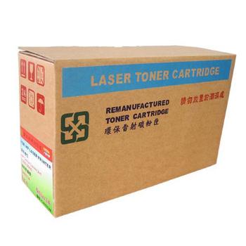 《EZTEK》適用HP CB543A 紅色環保碳粉匣(適用HP CLJ CP1212/1518 環保碳粉匣)