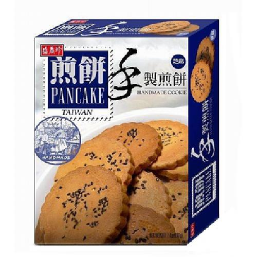 盛香珍 手製煎餅芝麻(210g/盒)