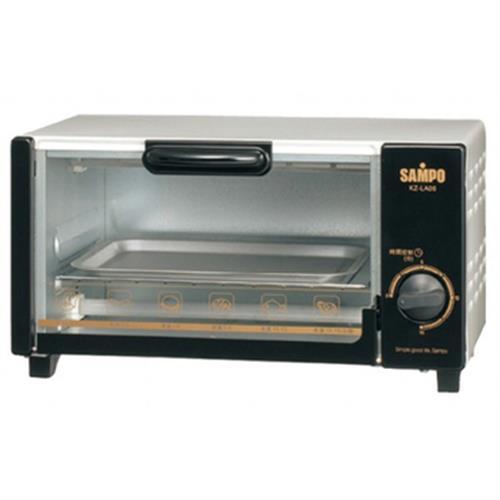 聲寶 6L定時電烤箱 KZ-LA06