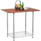 《百變金鋼》居家旅遊兩用休閒桌 (2*3尺)