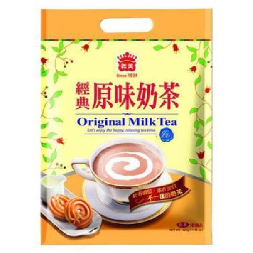 《義美》經典原味奶茶(18gx18包/袋)