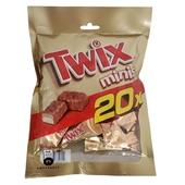 《Twix》特趣迷你巧克力(184g/包)