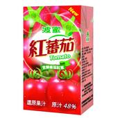 《波蜜》紅番茄汁(250ml*24包/箱)