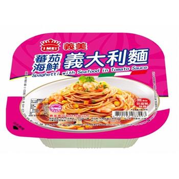 義美 蕃茄海鮮義大利麵(340g/盒)