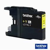 《Brother》 LC-77XLY 墨水匣 黃色《超大容量》