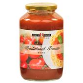《美味大師》義大利麵醬-蕃茄原味(720g/瓶)