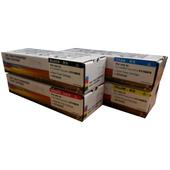 《富士全錄 Fuji Xerox》C1190FS 用環保碳粉 四色組