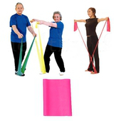 《Sport-gym》彈力帶─初級用0.35mm(粉紅色)