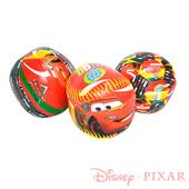 《艾可兒》【迪士尼DISNEY】5.5吋Cars充棉球套裝組(3入)