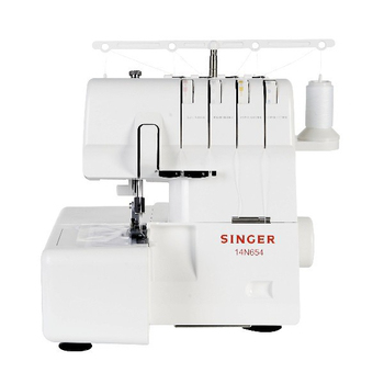 SINGER勝家 超級型家庭用拷克布邊機(14N654)