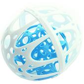 雙層內著衣物魔術清洗球2入(NET-011X2)