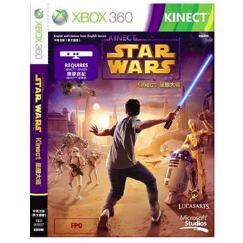 Kinect星際大戰 - XBOX中英文合版