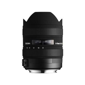 SIGMA 8-16mm F4.5-5.6 EX DC HSM 恆伸公司貨 三年保固(CANON)