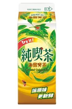 統一 純喫茶烏龍青茶(650ml/盒)