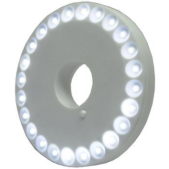 月陽 多用途超白光24LED露營工作照明燈(WDB-24)