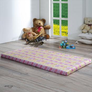 《莫菲思》純天然乳膠嬰兒卡通床墊 (大-5cm)