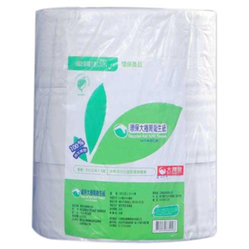 RT 環保大捲筒衛生紙(0.8kg*3捲/串)