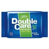 《康乃馨》Double Care抗菌濕巾(20片x2包/組)