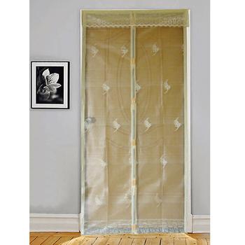 《愛樂美》5節式雙重防護門簾-2入