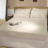 防蹣床包式保潔墊