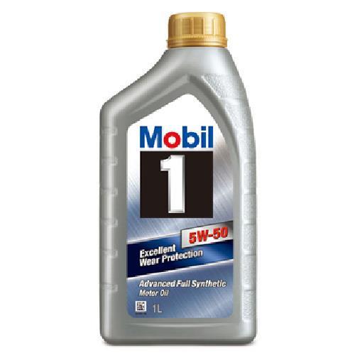 新美孚 1號全合成機油(5W/50 SN)