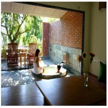 新竹 石上湯屋渡假村-日式雙人房住宿卷 含早餐