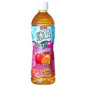 《泰山》冰鎮水果茶(535ml*4瓶/組)