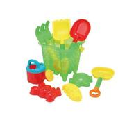 城堡沙灘玩具組(顏色隨機出貨)