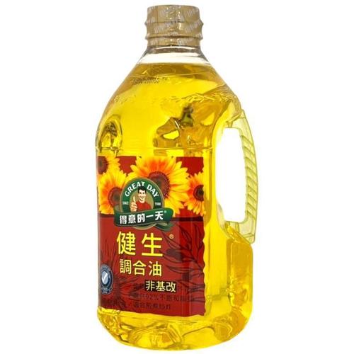 得意的一天 健生健康調和油(2L/瓶)