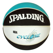 《斯伯丁》CYCLONE雙色籃球