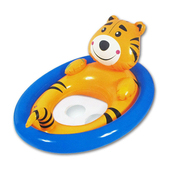 《艾可兒》【Bestway】可愛動物造型座圈(老虎)