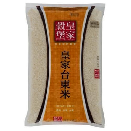 《中興》皇家榖堡 皇家台東米(3kg/包)