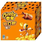 《百事》奇多隨口脆雞汁玉米脆(280g/盒)